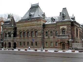 Здание посольства Франции в Москве. Фото с сайта picturesofmoscow.ru
