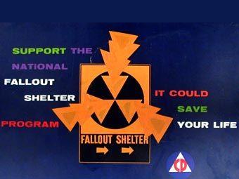 """Плакат Минобороны США времен """"холодной войны"""". Иллюстрация с сайта civildefensemuseum.com"""
