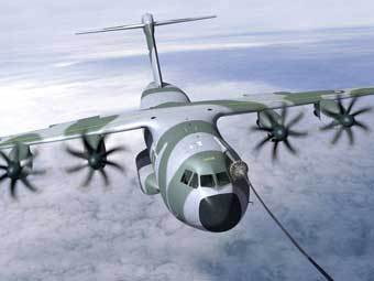 A400M. Изображение Airbus Military.
