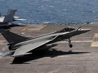 Истребитель Dassault Rafale. Фото Dassault Aviation.