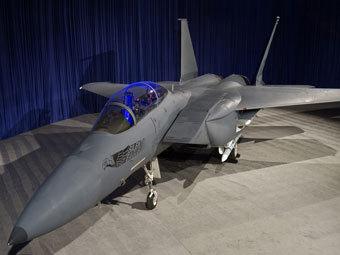 F-15 Silent Eagle. Фото Boeing.