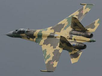 "Су-35. Фото компании ""Сухой""."