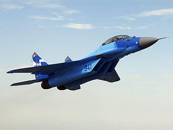 "МиГ-29. Фото пресс-службы корпорации ""МиГ"""