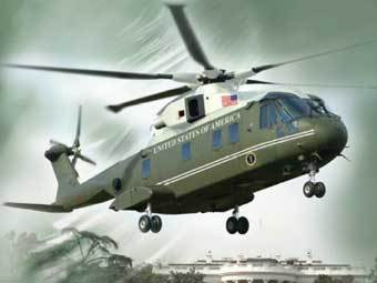 VH-71 Kestrel. Коллаж с сайта www.globalsecurity.org