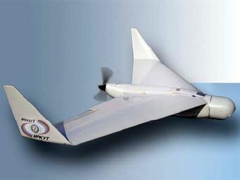 """БПЛА """"Иркут-10"""". Фото с сайта корпорации """"Иркут"""""""