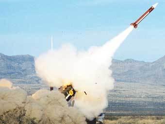 ЗРК Patriot. Фото с сайта www.ausairpower.net