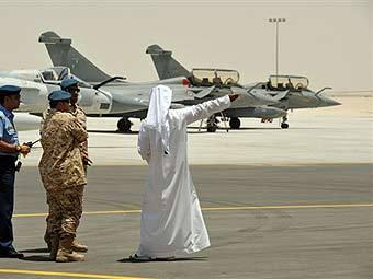 Французская военная база в ОАЭ. Фото ©AFP