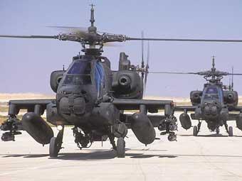 Вертолеты Apache. Фото с сайта coat.ncf.ca