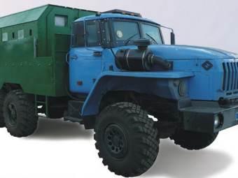 """Cпецавтомобиль """"Федерал"""". Фото с сайта pptechnika.com"""