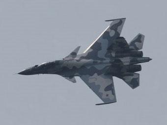 Су-30МКМ. Фото с сайта www.maks2007.com