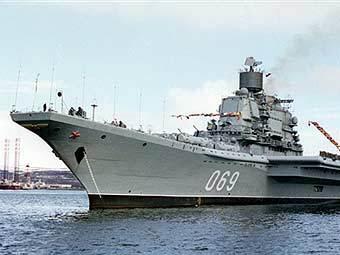 """""""Адмирал Горшков"""". Фото ©AFP"""