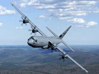 C-130J Super Hercules. Фото Lockheed Martin.