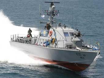 Super Dvora MK-III. Фото с сайта www.warboats.org