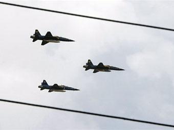 Истребители ВВС Ирана. Фото ©AFP