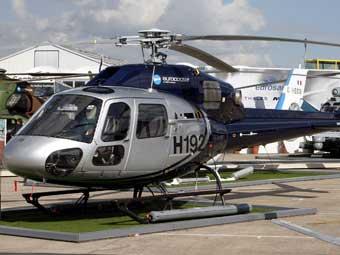 Вертолет AS 355NP Ecureuil 2. Фото с сайта www.airliners.net