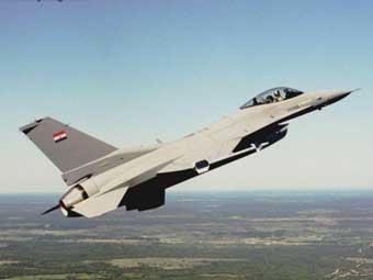 F-16 ВВС Египта. Фото с сайта www.militaryimages.net