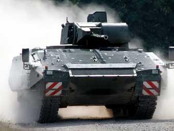 БМП Puma. Фото Rheinmetall.