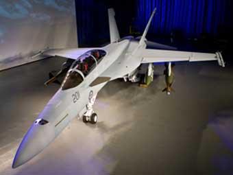 F/A-18F Super Hornet. Фото Boeing.