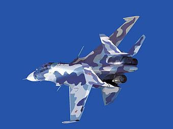 Су-30МКИ. Фото с сайта airwar.ru
