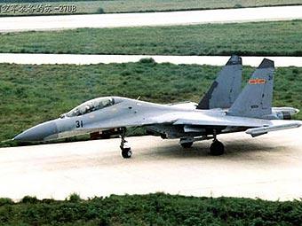 Су-27 ВВС Китая. Фото с сайта chinatoday.com