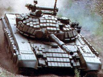 Российский танк Т-72. Фото с сайта Fas.org
