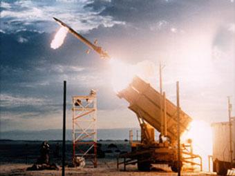 ЗРК Patriot. Фото с сайта www.boeing.com