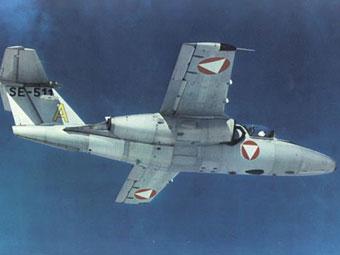 Saab 105. Фото с сайта www.canit.se