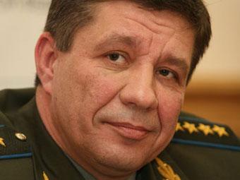 Владимир Поповкин. Фото Минобороны России.