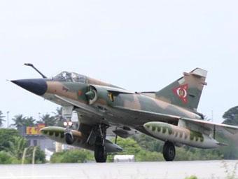 Mirage 50 ВВС Венесуэлы. Фото с сайта airvoila.com