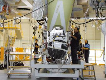 Двигатель TP400-D6. Фото Airbus Military.