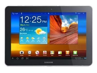 Galaxy Tab 10.1N, изображение с сайта mobiflip.de