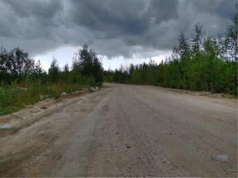 Финны помогут Карелии обеспылить грунтовую дорогу